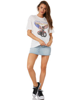 OFF WHITE WOMENS CLOTHING INSIGHT TEES - 1000084686OFWHT
