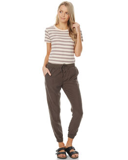 GRAVEL WOMENS CLOTHING RUSTY PANTS - PAL0897GRV