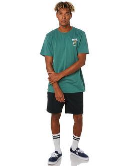HERB GREEN MENS CLOTHING DEPACTUS TEES - D5203005HRBGN