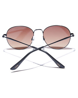 MATTE BLACK MENS ACCESSORIES LIIVE VISION SUNGLASSES - L0599CMBLK