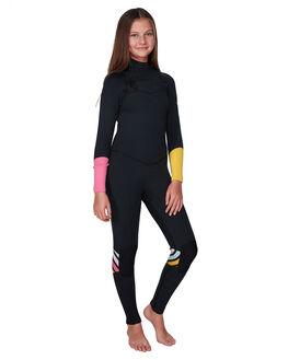 BLACK BOARDSPORTS SURF ROXY GIRLS - ERGW103029-KVJ0