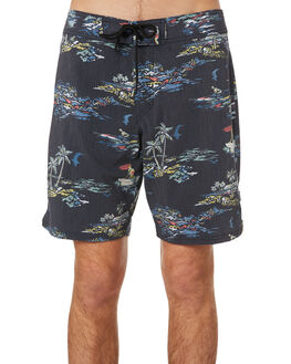 BLACK MULTI MENS CLOTHING O'NEILL BOARDSHORTS - 5711804BLKM