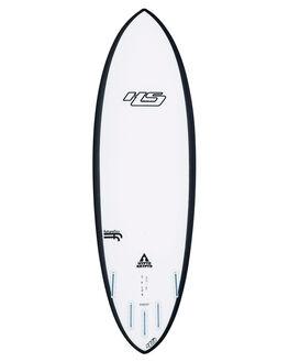 CLEAR BOARDSPORTS SURF HAYDENSHAPES GSI PERFORMANCE - HS-HYPTOFFV-CLR