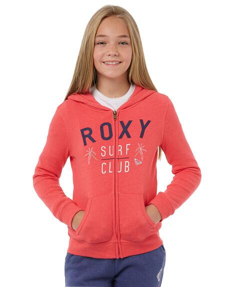 ROUGE RED KIDS GIRLS ROXY JUMPERS - ERGFT03247MLJ0