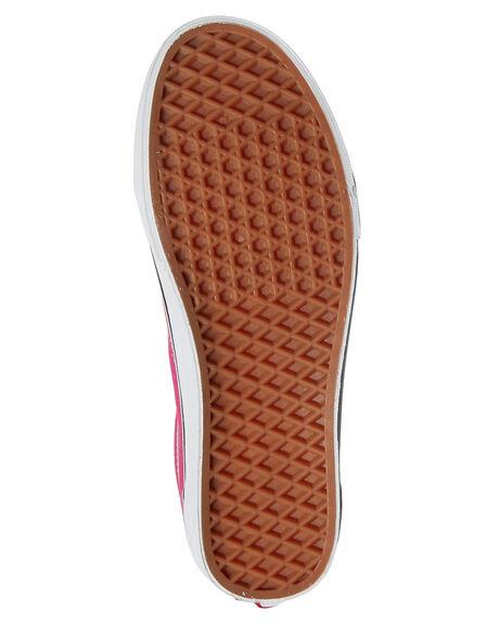 VERY BERRY WOMENS FOOTWEAR VANS SNEAKERS - SSVNA38G1OVYVBEW