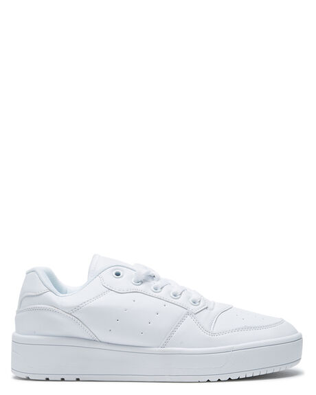 WHITE WOMENS FOOTWEAR BILLINI SNEAKERS - SN647WHI