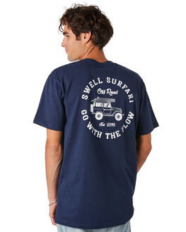 NAVY MENS CLOTHING SWELL TEES - S5202023NAVY