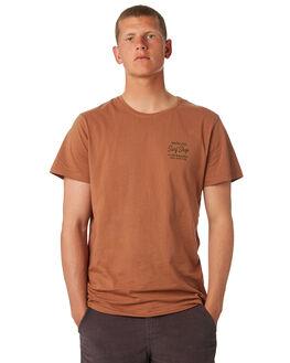 COPPER MENS CLOTHING MCTAVISH TEES - MSP-18T-03CPPR