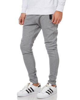 CHARCOAL MARLE MENS CLOTHING ZANEROBE PANTS - 705-GRPHCHAM