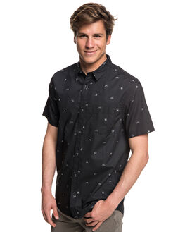 TARMAC FUJI MINI MO MENS CLOTHING QUIKSILVER SHIRTS - EQYWT03717KTA6