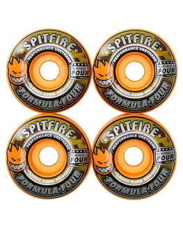ORANGE SKATE HARDWARE SPITFIRE  - CCLASS53ORNG