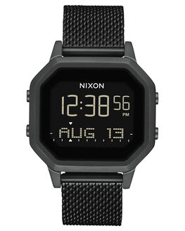 ALL BLACK WOMENS ACCESSORIES NIXON WATCHES - A1272-001