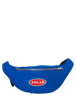 ROYAL BLUE MENS ACCESSORIES POLAR SKATE CO. BAGS + BACKPACKS - PSC-STATIONHIPRBLU