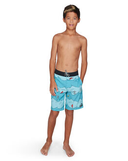 AQUA KIDS BOYS BILLABONG BOARDSHORTS - BB-8503482-A10