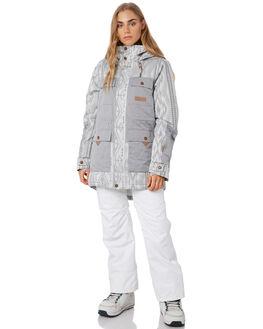 AZTEC GLACIER GREY BOARDSPORTS SNOW ROJO WOMENS - W19RWOJ5002GGR