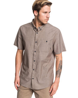 CROCODILE MENS CLOTHING QUIKSILVER SHIRTS - EQYWT03841-CRN0