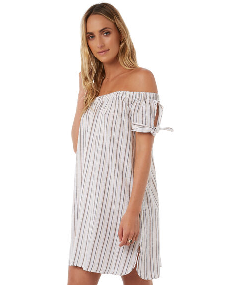 ECRU OUTLET WOMENS THE HIDDEN WAY DRESSES - H8174457ECRU