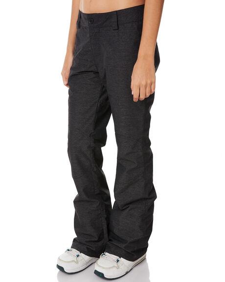 BLACK SNOW OUTERWEAR VOLCOM PANTS - H1351811BLK