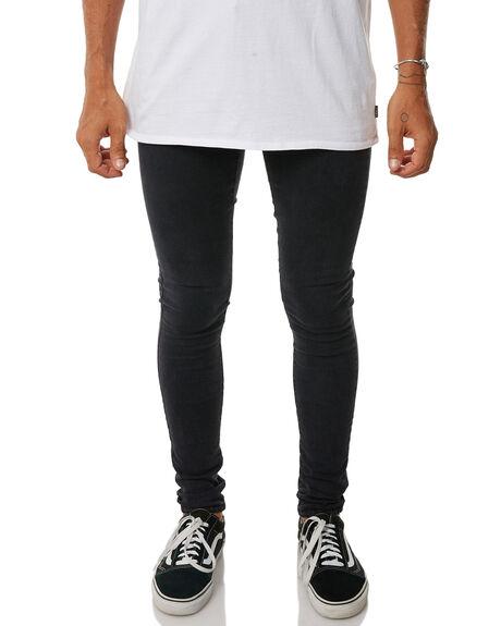 BLACK LUSH MENS CLOTHING DR DENIM JEANS - 1610109-A56