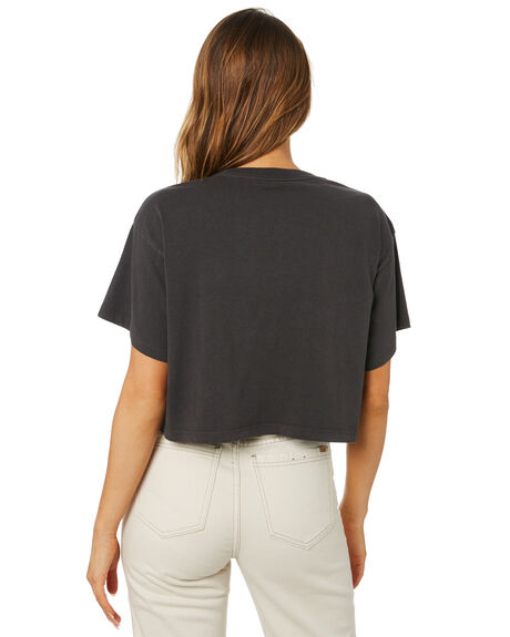 ACID SMOKE WOMENS CLOTHING INSIGHT TEES - 1000089160ASMK