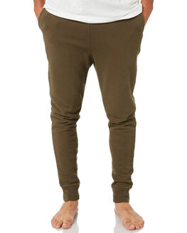OLIVE MENS CLOTHING ACADEMY BRAND PANTS - 20W155OLV