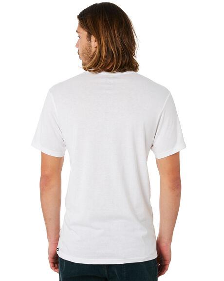 WHITE MENS CLOTHING VOLCOM TEES - A5011530WHI