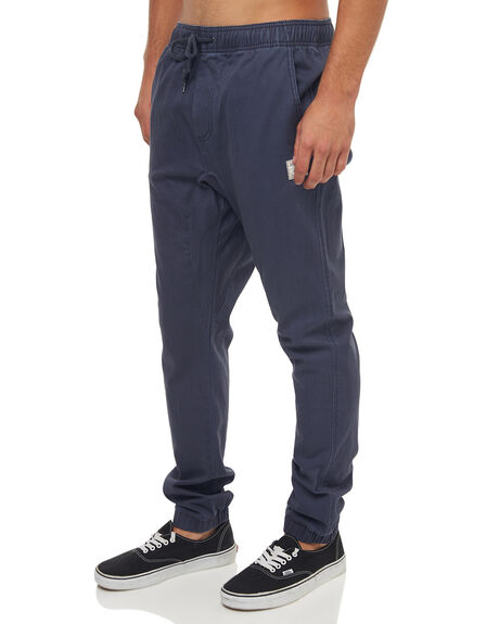 GERMAN BLUE MENS CLOTHING RUSTY PANTS - PAM0690GER