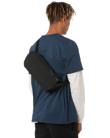 BLACK MENS ACCESSORIES BELLROY BAGS + BACKPACKS - BSLA-BLK-202