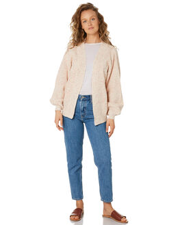 CREAM WOMENS CLOTHING SWELL KNITS + CARDIGANS - S8189149CREAM