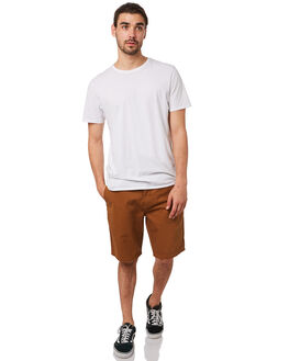 TERRITORY MENS CLOTHING AFENDS SHORTS - M183305TER
