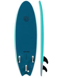 TORQ/STEEL BOARDSPORTS SURF GNARALOO GSI SOFTBOARDS - GN-FLOPO-TQST