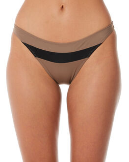 CEDAR OUTLET WOMENS SOLID AND STRIPED BIKINI BOTTOMS - WS-2011-1445CED