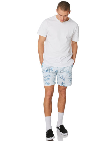 SKY OUTLET MENS SWELL BOARDSHORTS - S5201233SKY