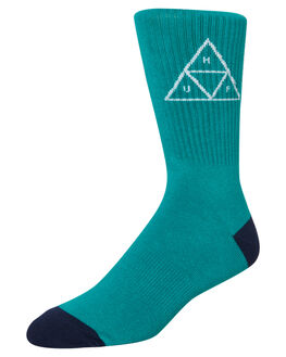DEEP JUNGLE MENS CLOTHING HUF SOCKS + UNDERWEAR - SK00324-DPJNG