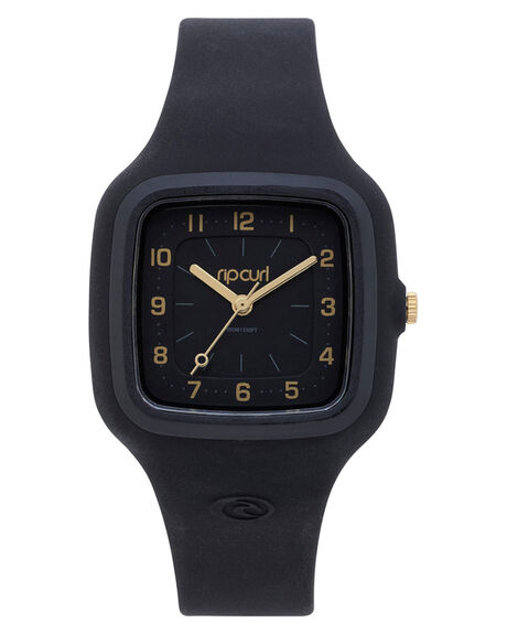 BLACK WOMENS ACCESSORIES RIP CURL WATCHES - A3089G0090