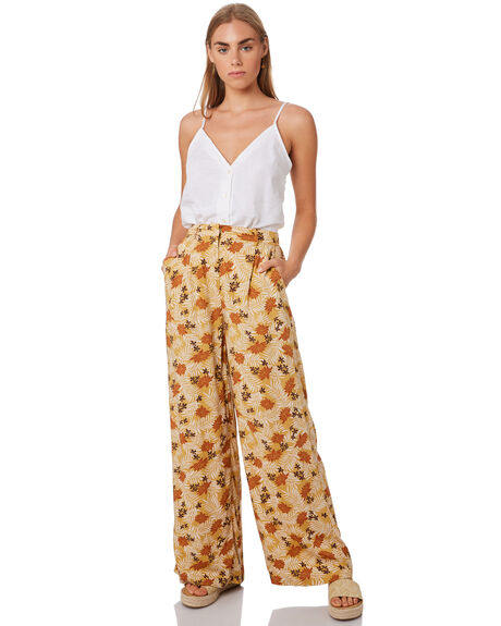 BOWIE LEAF OUTLET WOMENS SWELL PANTS - S8202194BOW