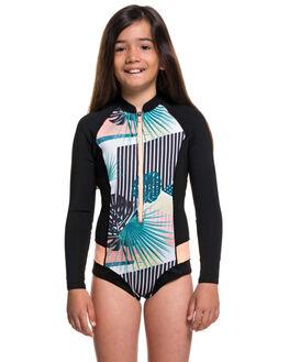 BLACK POP BOARDSPORTS SURF ROXY GIRLS - ERGW403007-KVD0