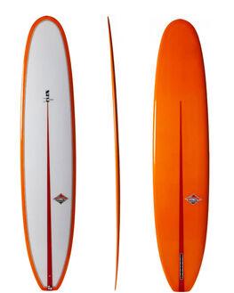 POLISHED TINT ON BOTTOM AND RAILS V COLOUR BOARDSPORTS SURF CLASSIC MALIBU LONGBOARD - CLAVFLEXPTINT