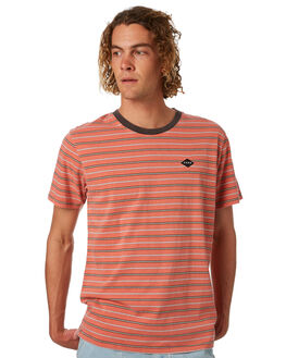 PAPRIKA MENS CLOTHING THE CRITICAL SLIDE SOCIETY TEES - TE1831PAP