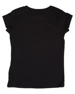 BLACK KIDS TODDLER GIRLS CONVERSE TOPS - R368567023