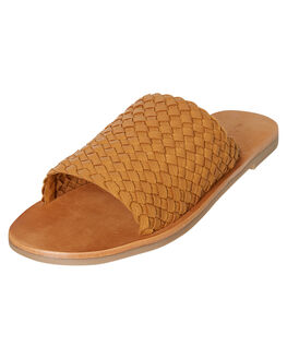MUSTARD WOMENS FOOTWEAR URGE SLIDES - URG19014MUST