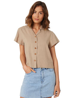 EARTH WOMENS CLOTHING SWELL FASHION TOPS - S8188167EARTH