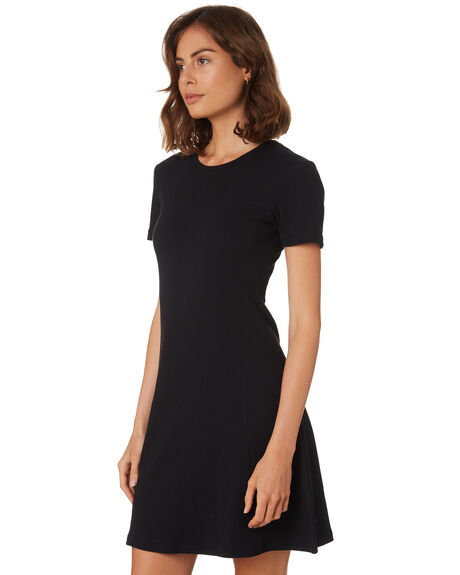 BLACK WOMENS CLOTHING SWELL DRESSES - S8189441BLACK