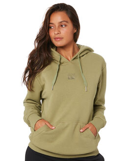 OLIVE WOMENS CLOTHING SWELL JUMPERS - S8204541OLIVE