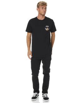 INK BLACK MENS CLOTHING VOLCOM JEANS - A1931510INK