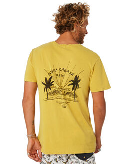 CORN SILK MENS CLOTHING THE CRITICAL SLIDE SOCIETY TEES - TE1868CSILK