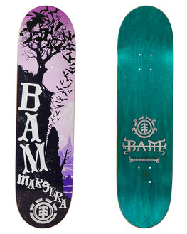 MULTI SKATE DECKS ELEMENT  - BDPRLBGRMULTI