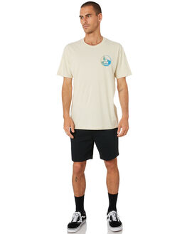 NATURAL MENS CLOTHING CHANNEL ISLANDS TEES - 21643100105NAT