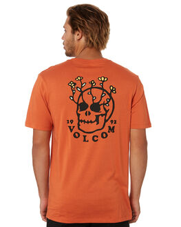 WHITE MENS CLOTHING VOLCOM TEES - A5012009WHT