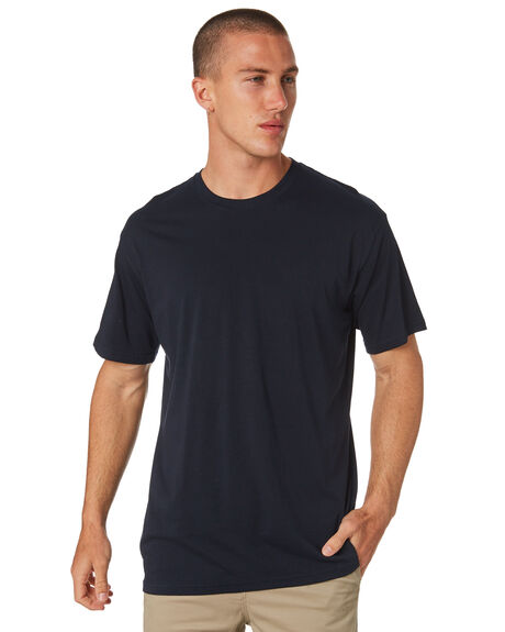 NAVY MENS CLOTHING AS COLOUR TEES - 5001GNAVY